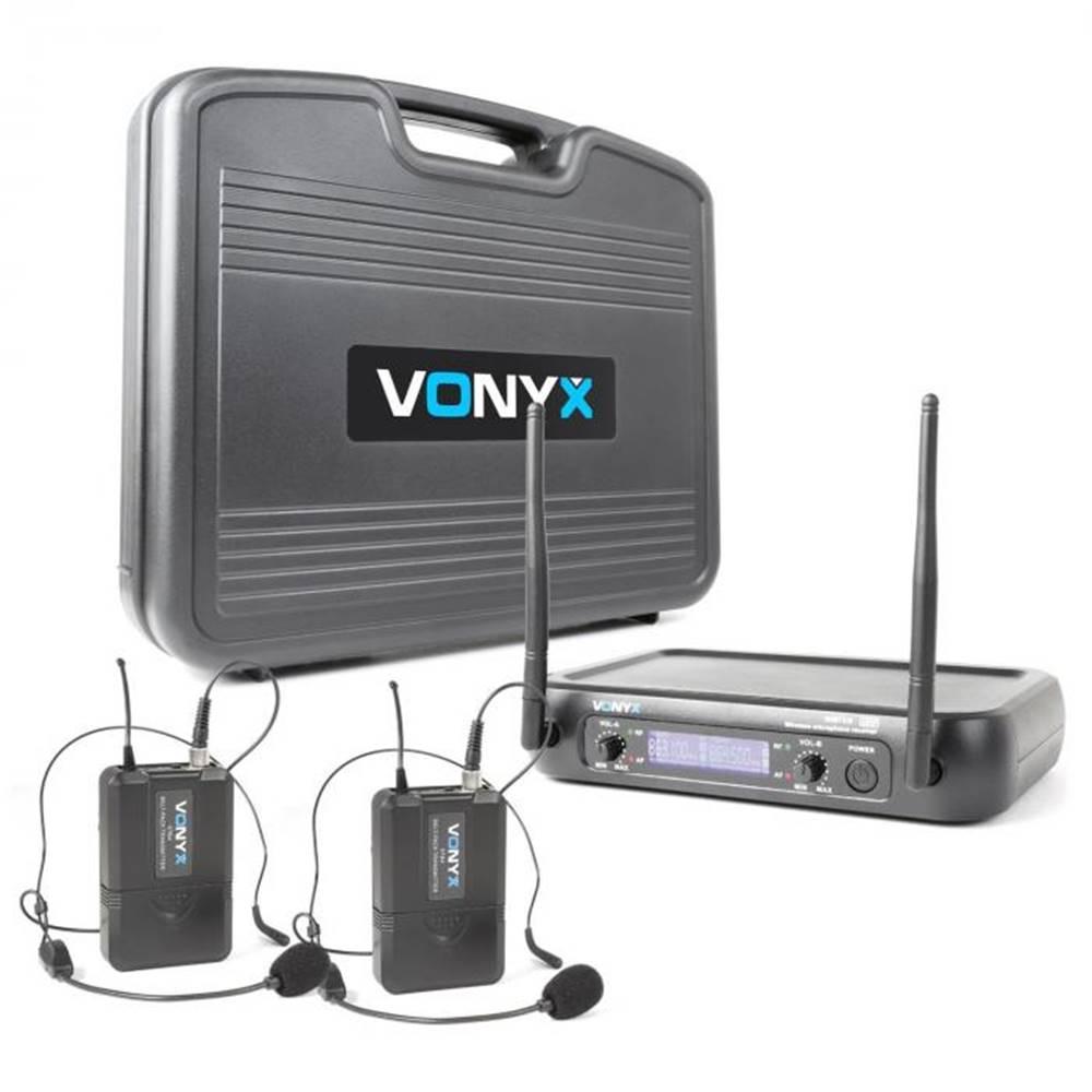Vonyx WM73H, bezdrôtový mik...