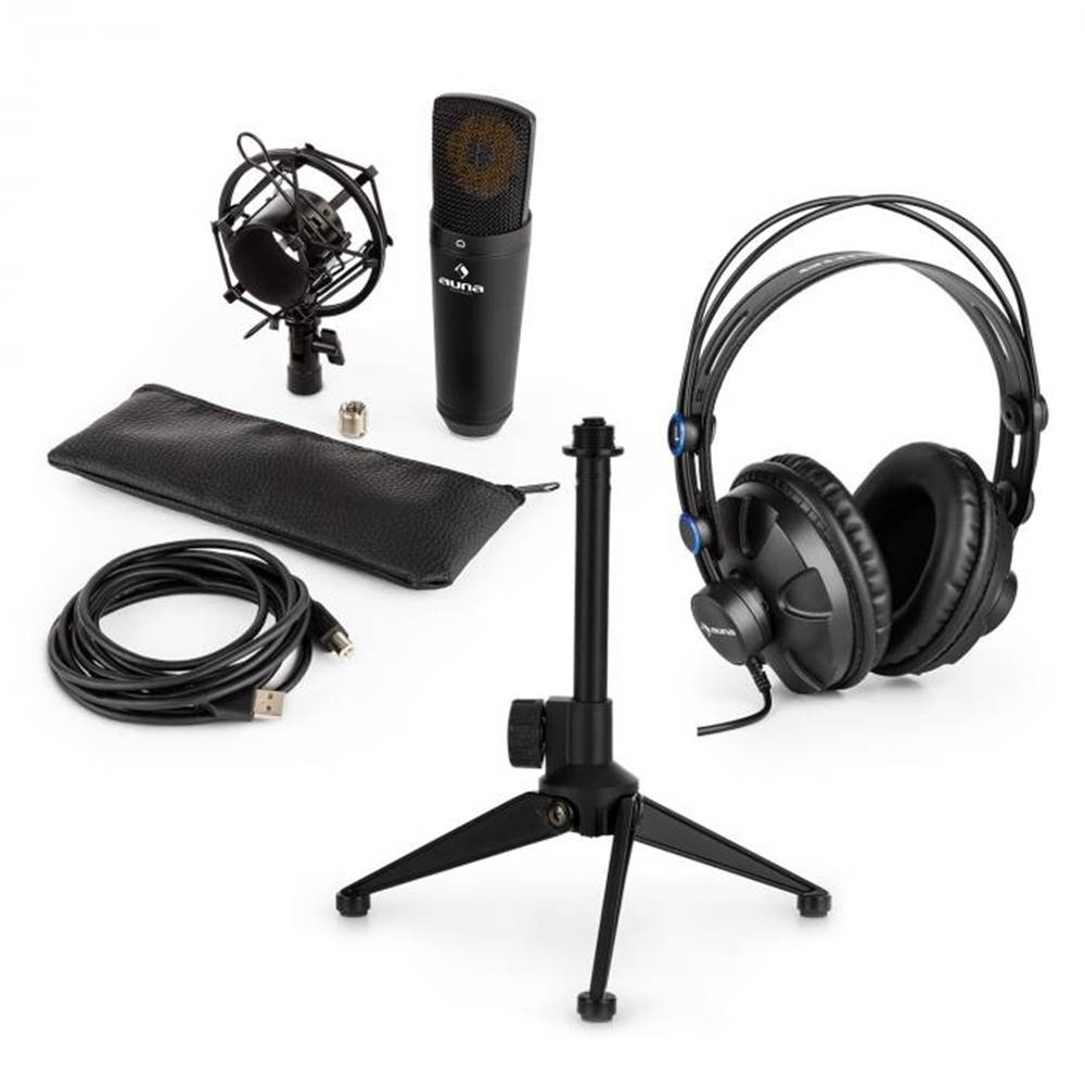 Auna MIC-920B USB mikrofóno...