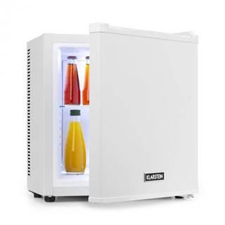 Klarstein Secret Cool, mini chladnička, mini bar, 13l, energetická trieda A+, 0d, biela