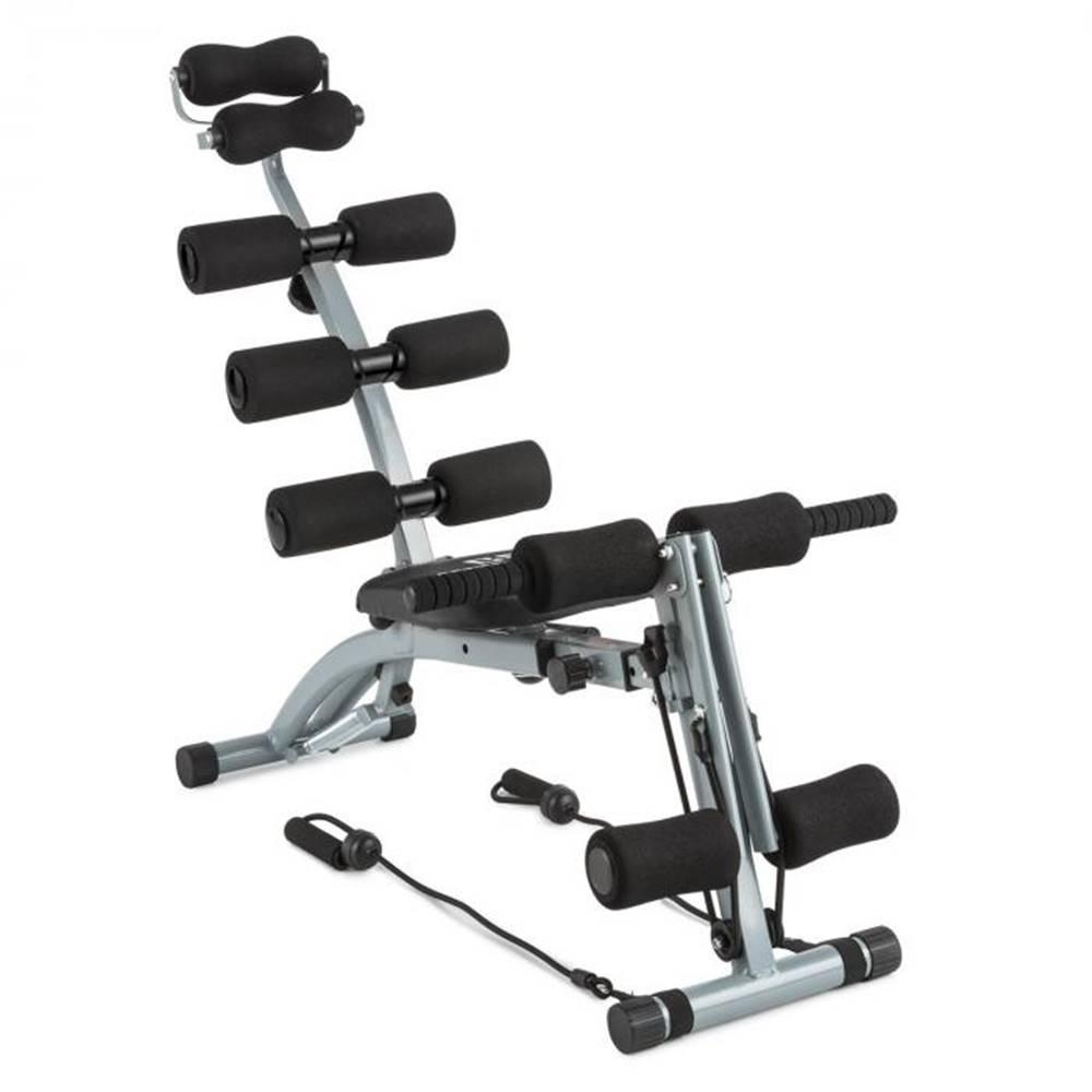 Capital Sports Capital Sports Sixish Core, čierny, tréning brucha, tréning tela
