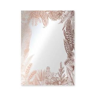 Nástenné zrkadlo Surdic Espejo Kentia Copper, 50×70 cm