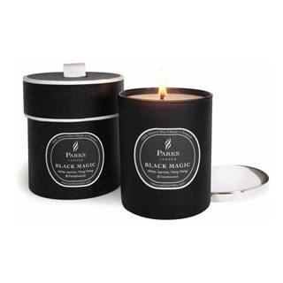 Sviečka s vôňou jazmínu Parks Candles London Magic, 50hodín horenia