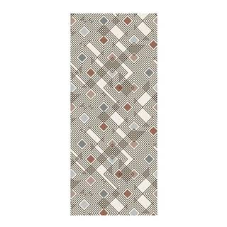 Behúň Floorita Diamond Multi, 60 × 115 cm
