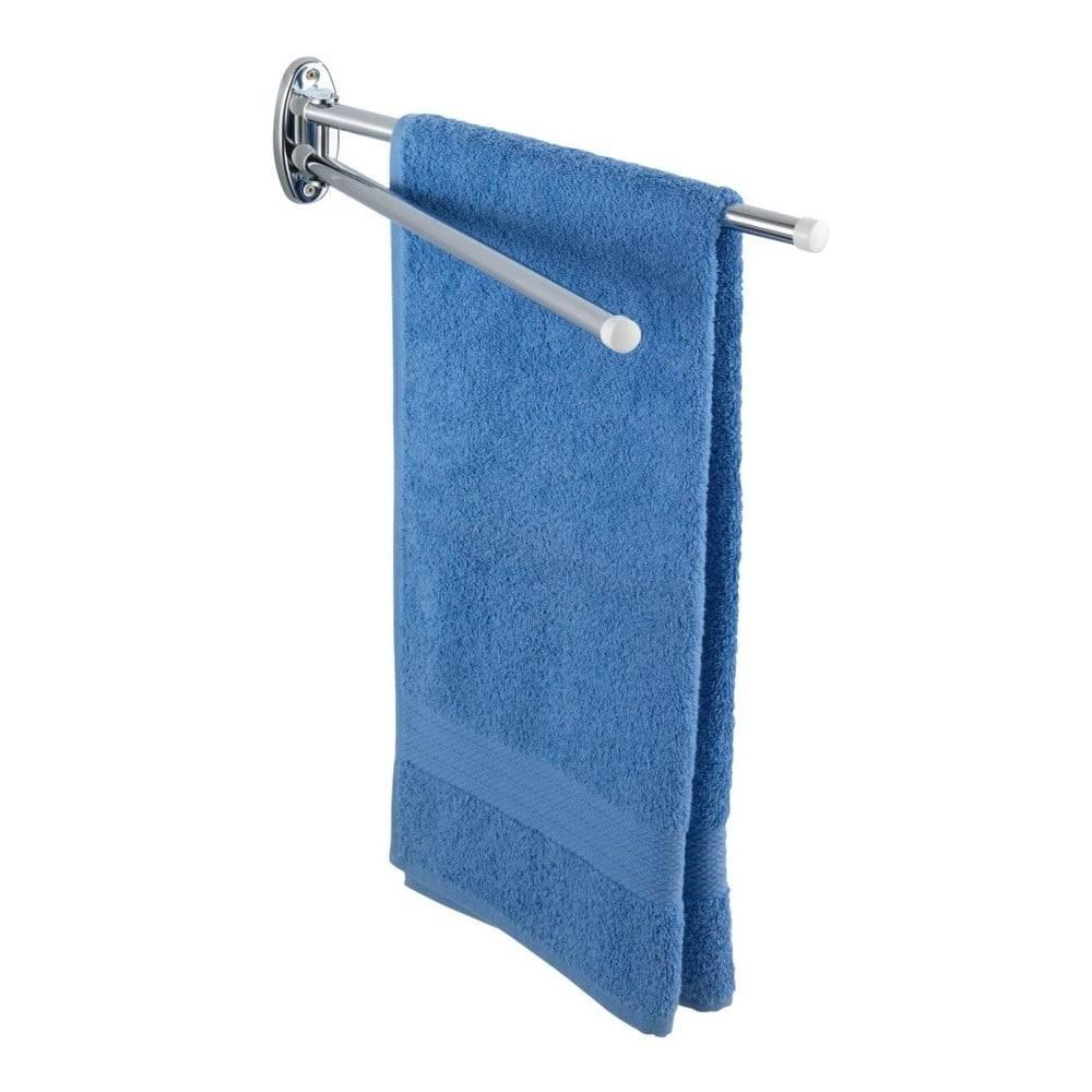 Wenko Nástenný držiak na uteráky Wenko Basic 2 Arms