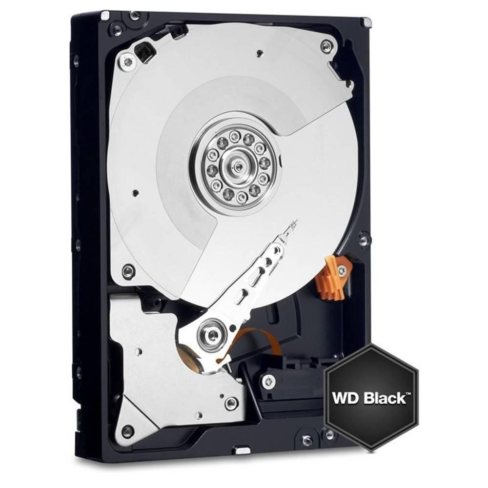 "Western Digital Pevný disk 3,5"" Western Digital Black 2TB  Sata III, 7200 ot/min,"
