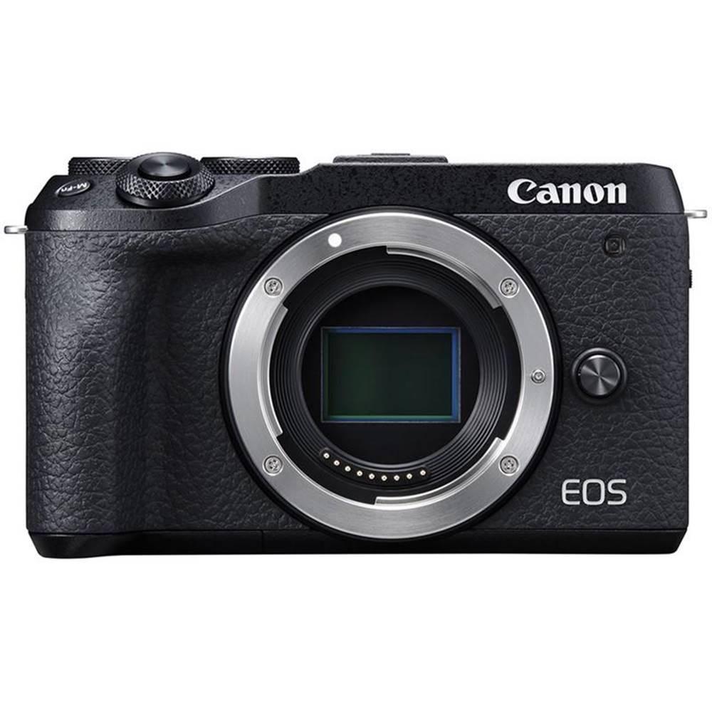 Canon Digitálny fotoaparát Canon EOS M6 Mark II, telo čierny