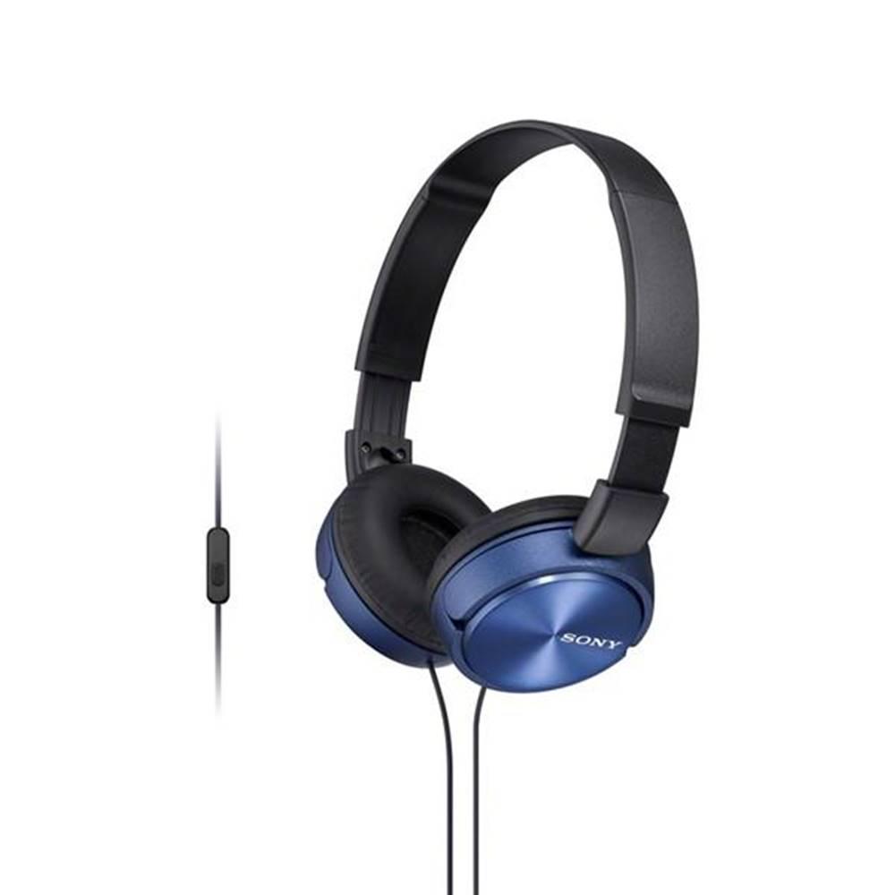 Sony Slúchadlá Sony Mdrzx310apl.CE7 modrá