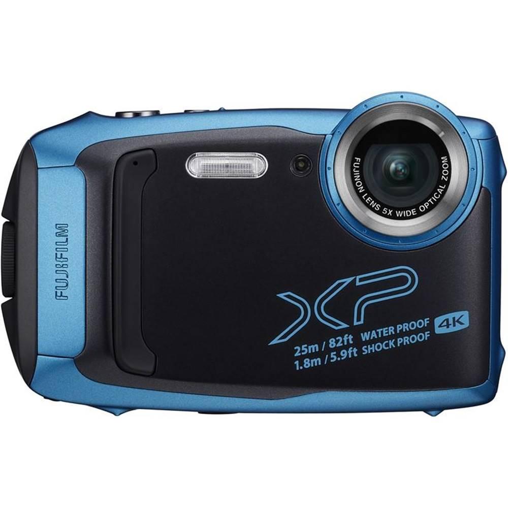 Fujifilm Digitálny fotoaparát Fujifilm XP140 modr