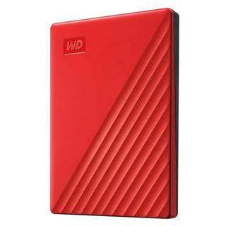 Externý pevný disk Western Digital My Passport Portable 2TB, USB 3