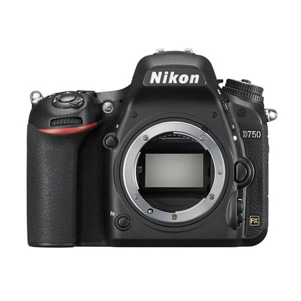 Nikon Digitálny fotoaparát Nikon D750 telo čierny
