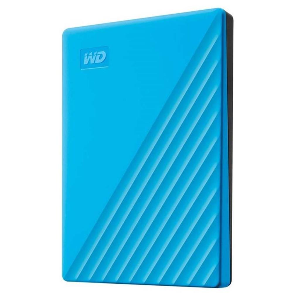 Western Digital Externý pevný disk Western Digital My Passport Portable 2TB, USB 3