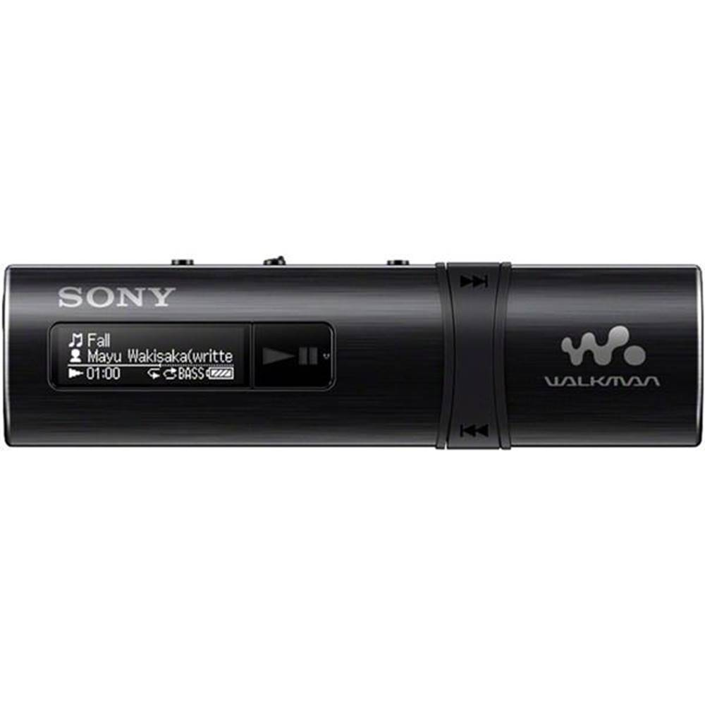 Sony MP3 prehrávač Sony NWZ-B183B čierny