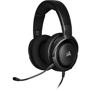 Headset  Corsair HS35 čierny
