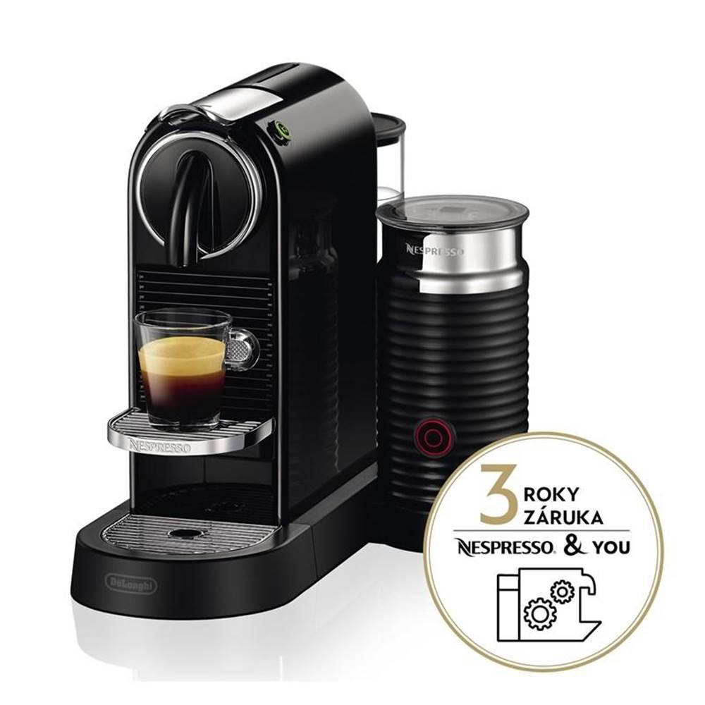 DeLonghi Espresso DeLonghi Nespresso CitiZ&Milk EN267.BAE čierne