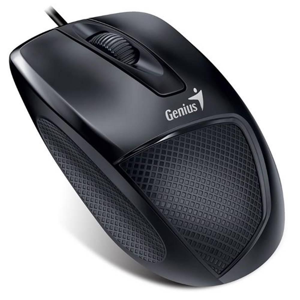 Genius Myš  Genius DX-150X čierna / optická / 3 tlačítka / 1000dpi