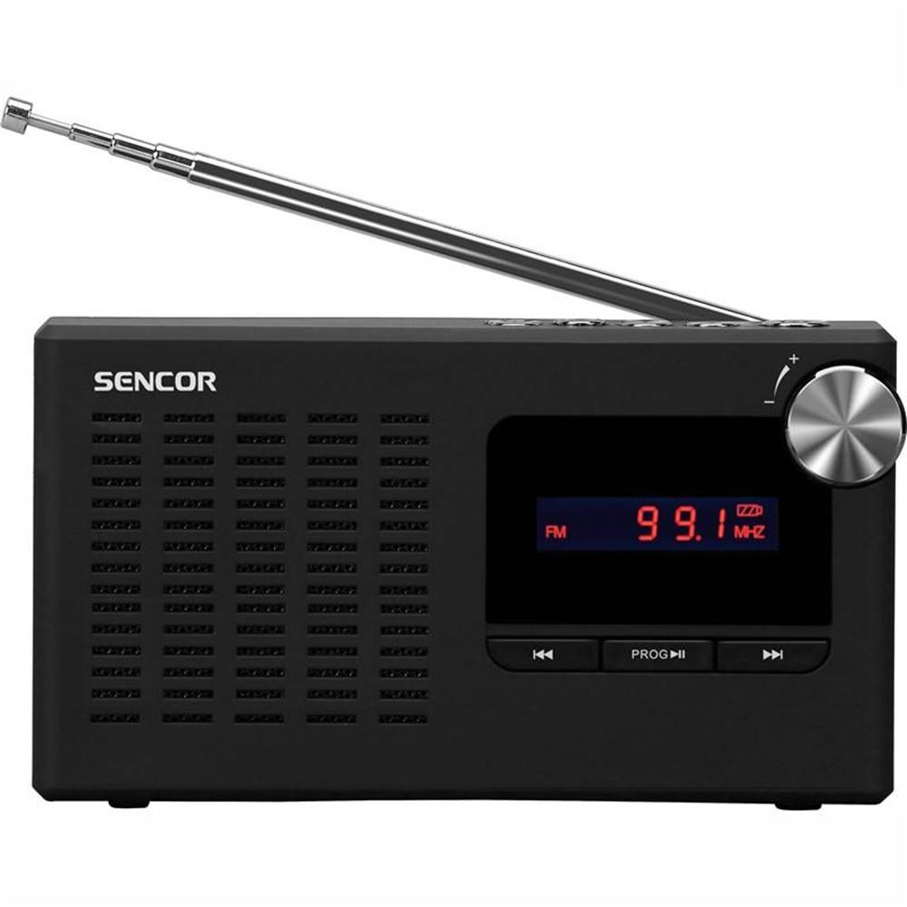 Rádioprijímač Sencor SRD 22...