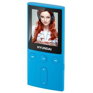 MP3 prehrávač Hyundai MPC 501 GB4 FM BL modr