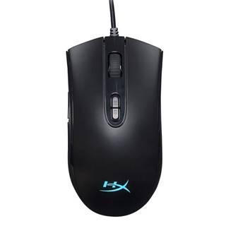 Myš  HyperX Pulsefire Core čierna