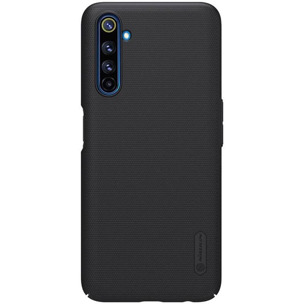 Nillkin Kryt na mobil Nillkin Super Frosted na Realme 6 Pro čierny