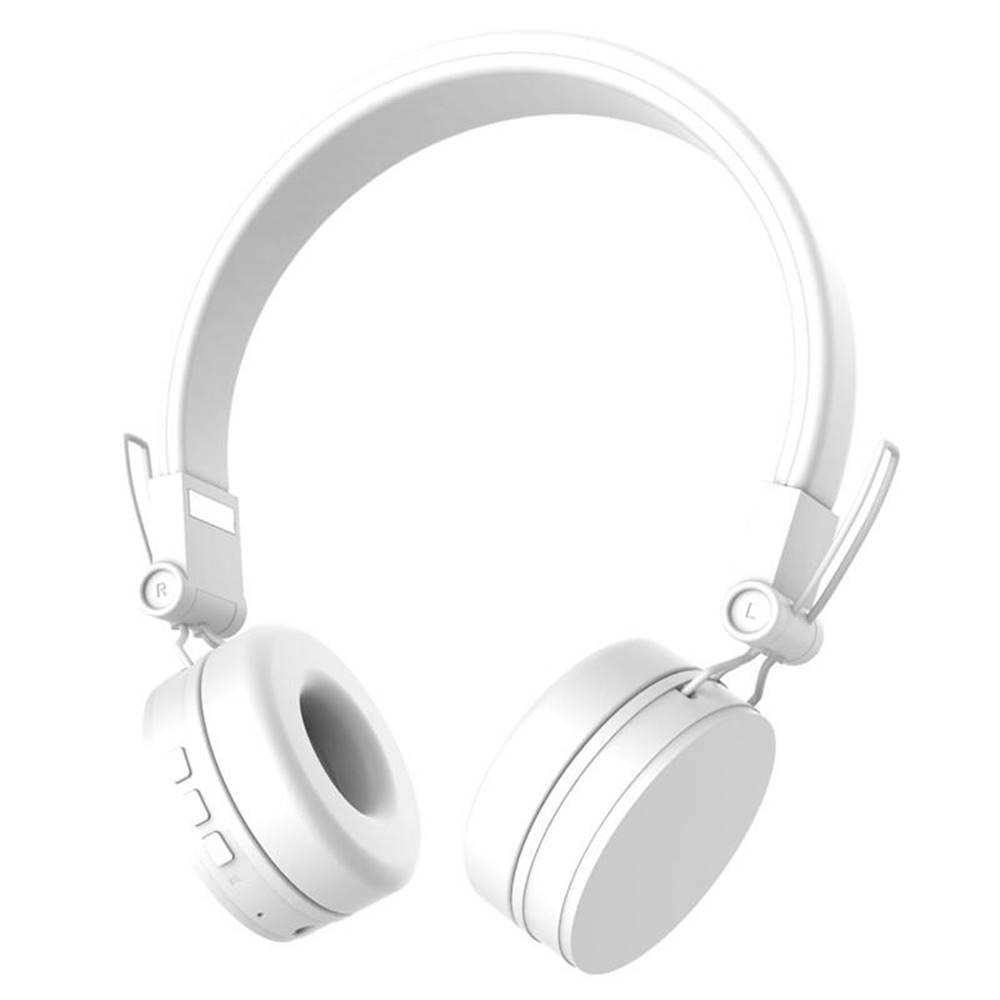 Defunc Slúchadlá Defunc BT Headphone GO biela