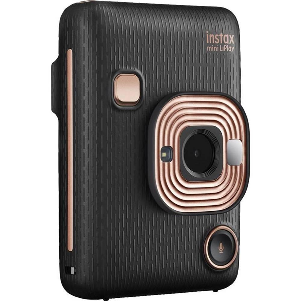 Fujifilm Digitálny fotoaparát Fujifilm Instax Mini LiPlay čierny