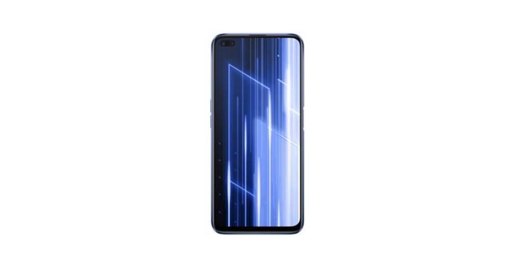 Realme Mobilný telefón realme X50 5G modrý