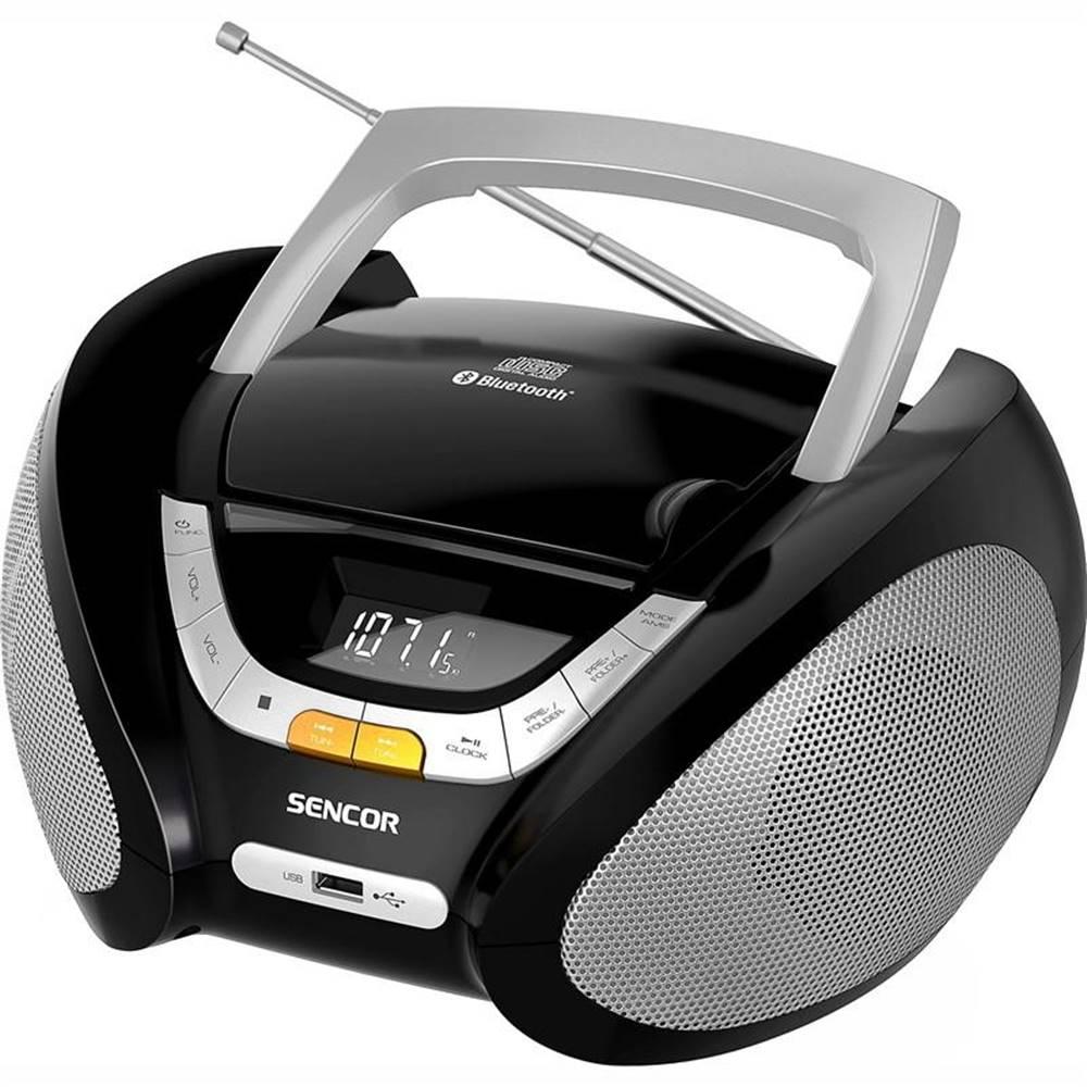 Rádioprijímač s CD Sencor S...