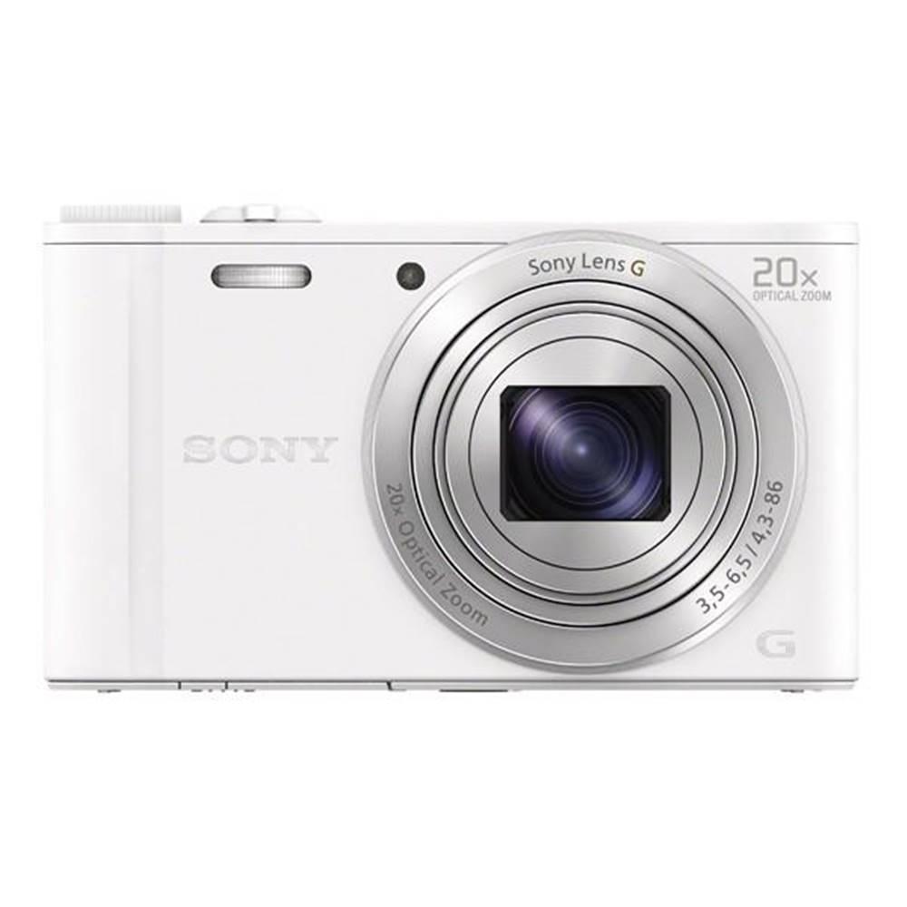 Sony Digitálny fotoaparát Sony Cyber-shot DSC-WX350 biely