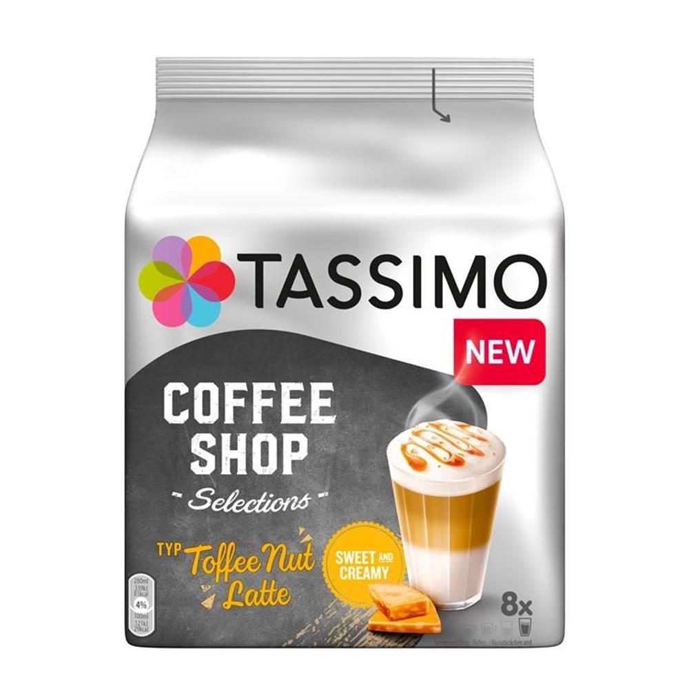 Tassimo Kapsule pre espressa Tassimo Toffee Nut Latte 268g