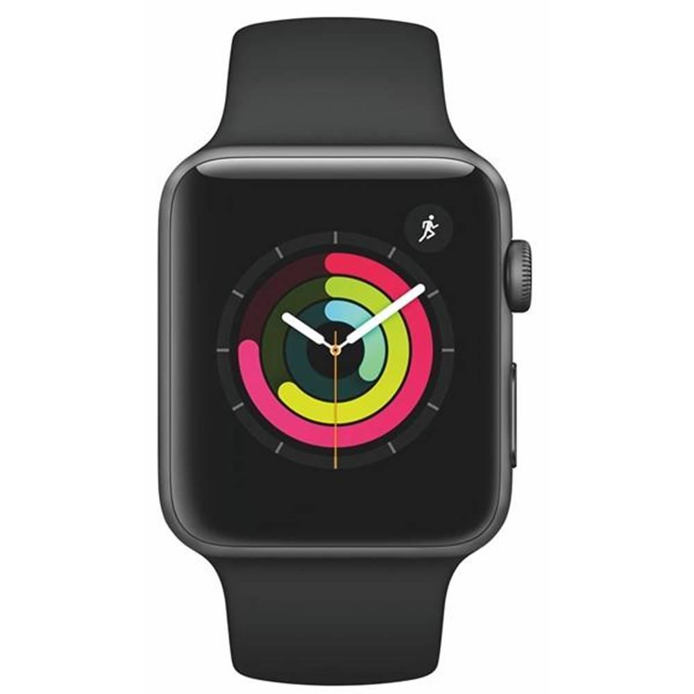 Apple Inteligentné hodinky Apple Watch Series 3 GPS 42mm púzdro z