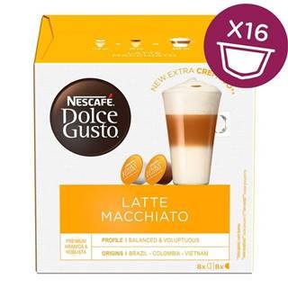 NescafÉ Dolce Gusto® Latte Macchiatto kávové kapsle 16 ks