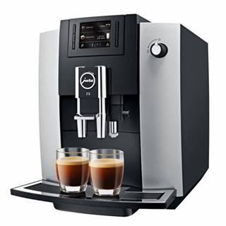 Espresso Jura Impressa E6, Platin