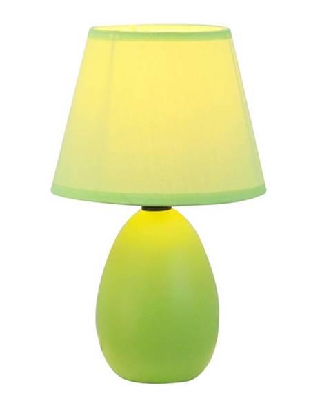 Zelená stolová lampa Tempo Kondela
