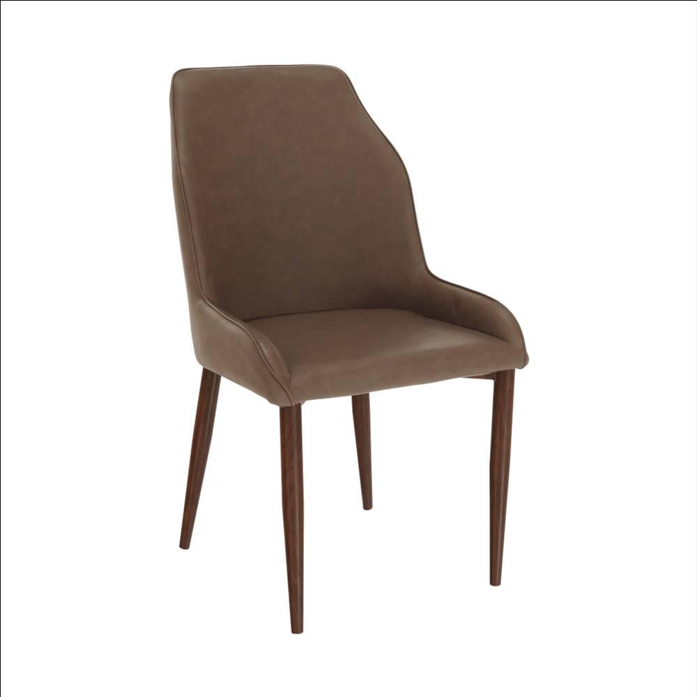 Tempo Kondela Jedálenská stolička hnedá IMPERIA