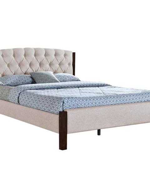 Orechová posteľ Tempo Kondela