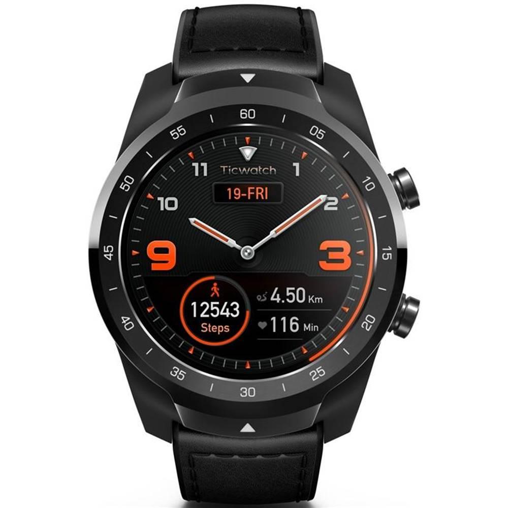 TicWatch Inteligentné hodinky Mobvoi TicWatch Pro 2020 čierne