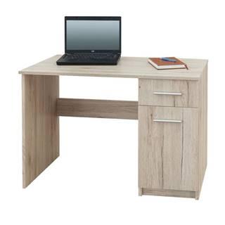 Písací stôl IBIS dub sanremo