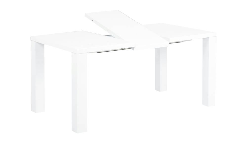 Sconto Jedálenský stôl SAM biela