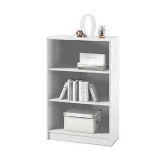 Regál/knižnica OPTIMUS 35-014-66 biela