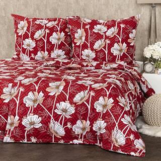 4Home Bavlnené obliečky Lúčna kvetina, 160 x 200 cm, 70 x 80 cm